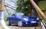 1997 R170 Mercedes-Benz SLK