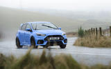Ford Focus RS long-term test review: how does it drive in the wet?