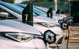 Renault Zoe charging