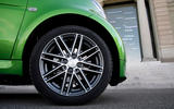 Smart Fortwo Cabriolet Electric Drive alloys