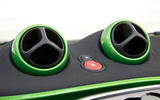 Smart Fortwo Cabriolet Electric Drive air vents