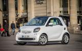 4 star Smart Fortwo 0.9 Twinamic