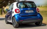 Smart Fortwo rear