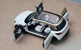 smart Concept #1 High angle shot