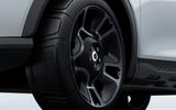 smart Concept #1 Wheels