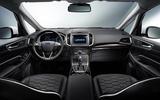 Ford S-Max Vignale dashboard