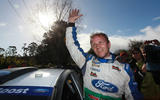 Petter Solberg - image credit Getty Images