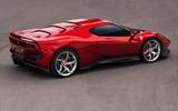 Ferrari SP38 revealed as latest 488 GTB-based one-off