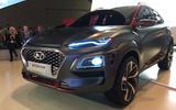 Hyundai Kona Iron Man 2017