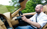 Driving the Noble M600 Speedster