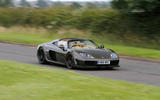 Noble M600 Speedster front quarter