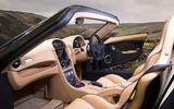 Noble M600 Speedster interior