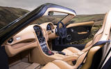Noble M600 Speedster interior