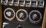 Noble M600 Speedster climate controls