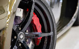 Noble M600 Speedster red brake calipers