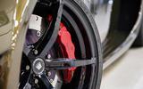 Noble M600 Speedster red brake calipers