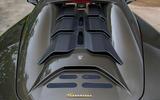 Noble M600 Speedster engine vents