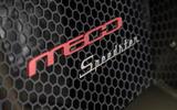 Noble M600 Speedster decals