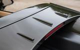 Noble M600 Speedster rear brake light