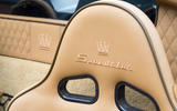 Noble M600 Speedster leather sport seats
