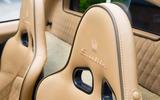 Noble M600 Speedster leather interior