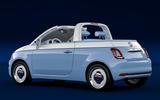 Fiat 500 Spiaggina by Garage Italia is coachbuilt nod to 1950s oddity