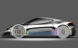 Delta sports car as imagined by Autocar