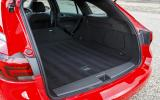 Vauxhall Astra Sports Tourer boot space