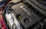 1.6-litre Vauxhall Astra Sports Tourer engine