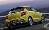 New Suzuki Swift Sport launched as 970kg featherweight warm hatch