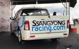 SsangYong Korando Sports