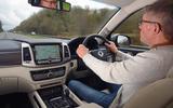 Ssangyong Rexton longterm review driving