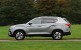 Ssangyong Rexton longterm review on the road side