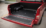 Ssangyong Musso tailgate