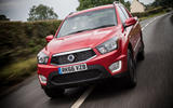 Ssangyong Musso EX auto