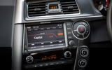 Ssangyong Musso centre console
