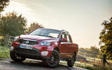2.5 star Ssangyong Musso EX
