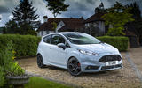 4.5 star Ford Fiesta ST200