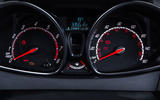 Ford Fiesta ST200 instrument cluster