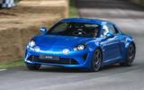 Alpine A110 Goodwood 2017
