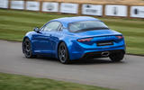 Alpine A110 Goodwood 2017