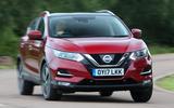 Nissan Qashqai 1.5 dCi 110 N-Connecta 2017 review