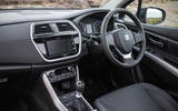 Suzuki SX4 S-Cross dashboard