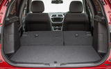 Suzuki SX4 S-Cross extended boot space