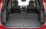 Suzuki SX4 S-Cross extended boot space