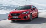Subaru Impreza lands in Frankfurt as all-wheel drive Ford Focus rival