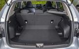 Subaru Impreza boot space