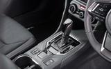 Subaru Impreza CVT gearbox
