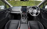 Subaru Impreza dashboard