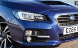 Subaru Levorg distinctive headlights